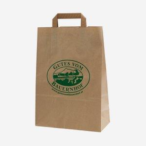 """Carrier bag """"Gutes vom Bauernhof"""""""