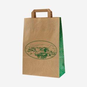"""Carrier bag """"Landschaft neutral"""""""