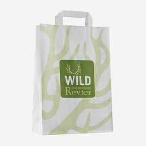 """Carrier bag """"Wild aus meinem Revier"""""""