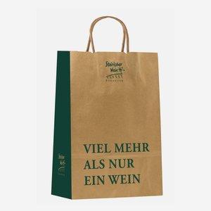 "Carrier bag ""Steirischer Wein"""