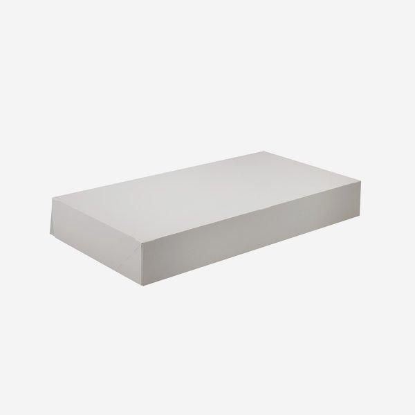 sandwich box, weiß, L470 x W250 x H70mm