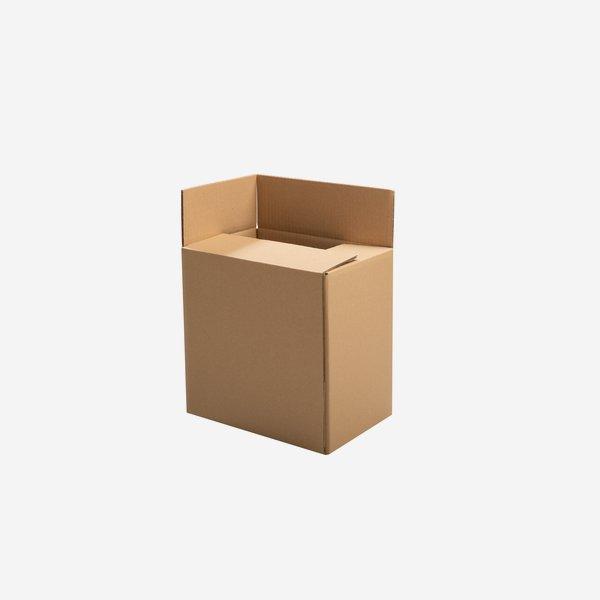 Transport carton, brown L29,4 x W19,4 x H28,8cm