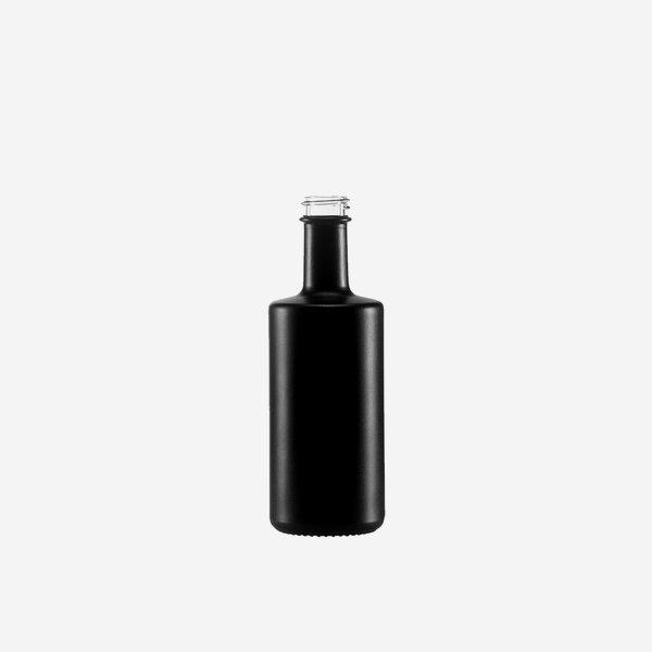 Viva 100ml,  black matte coated, mouth: GPI 22