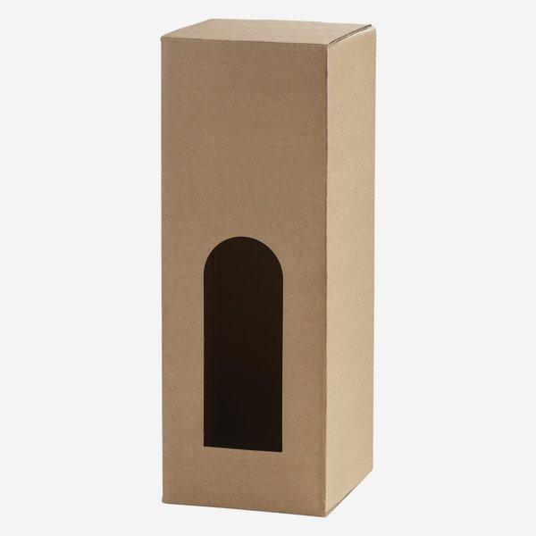 """Gift cardboard """"Lyrik"""", 1x 0,5l VIVA bottle"""